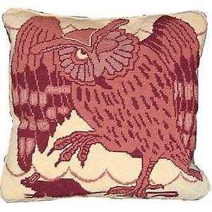 Owl Tapisserie Toile