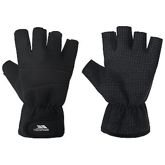 Trespass Adults Unisex Carradale Fingerless Gloves