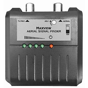 MAXVIEW DTV signaalin Finder