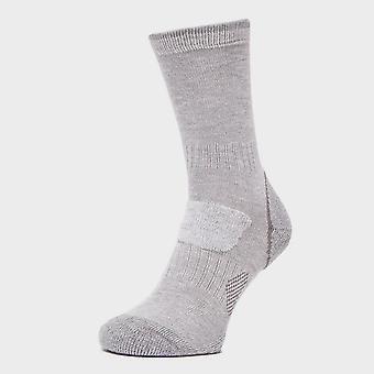 New Brasher Men's Light Hiker Coolmax Socks Grey
