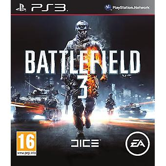 Battlefield 3 (PS3) - New
