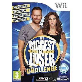 De grootste verliezer Challenge (Wii)-nieuw