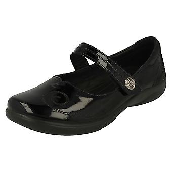 Ladies Padders Dual Fitting Mary Jane Styled Shoes Lyric