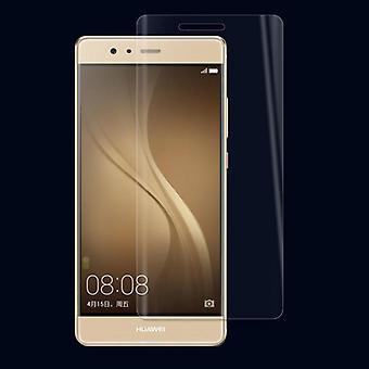 Hybridi TPU premium säiliö elokuva folio Huawei P9 suojaa LCD