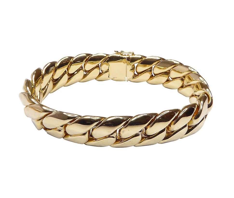 18 carat Gold bracelet