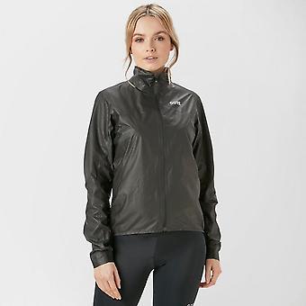 New Gore Women's C7 GORE-TEX Shakedry Cycling Jacket Black