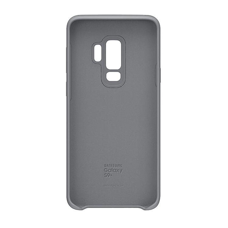 Samsung EF-PG965TJ silicone cover case for G965F Galaxy S9 plus gray