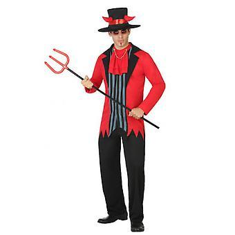 Männer Kostüme Halloween Teufel Kostüm