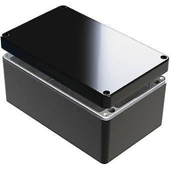 Deltron skap 487-261612E Universal kabinett 260 x 160 x 120 Aluminium blå 1 eller flere PCer