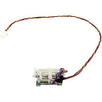 Spektrum micro servo linear servo cutie de viteze material de plastic conector sistem JST
