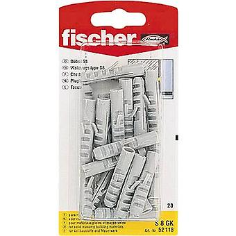 Fischer S 6 GK Spring toggle 30 mm 6 mm 52116 30 pc(s)