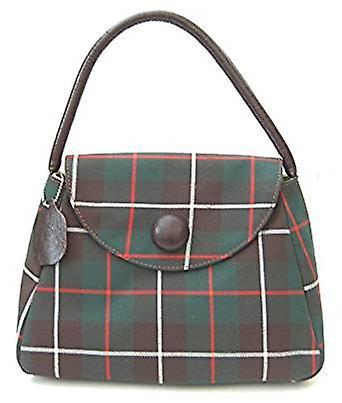 Harris Tweed or Tartan Handbag S (Beccleugh Tartan)