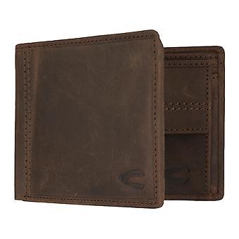 camel active Herren Geldbeutel Portemonnaie Geldbörse mit RFID-Chip Schutz Braun 7326