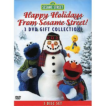 Sesame Street - Sesame Street Holiday 3Pak [DVD] USA import