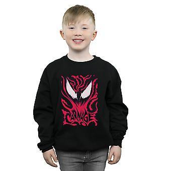 Marvel gutter gift Carnage Sweatshirt
