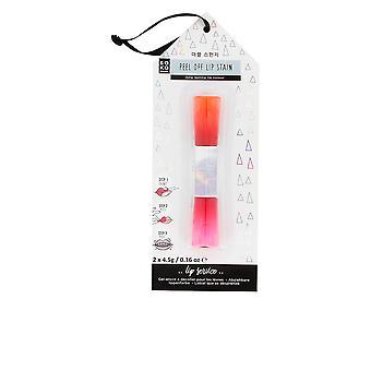 Oh K! Enlever tache de baume lèvre longue durée lèvres couleur 2 X 4,5 Gr pour femmes