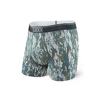 SAXX Quest 2.0 Camo Print Boxer Brief, Multi
