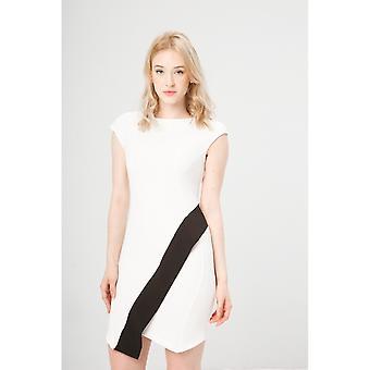 Fontein 2.0 witte jurk voorjaar/zomer vrouw DULINA