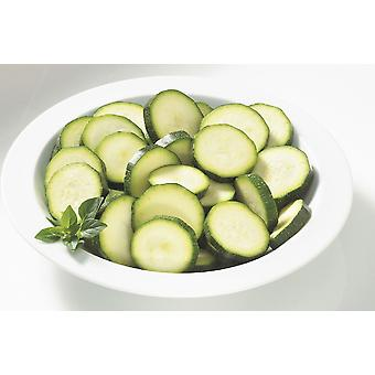Greens Frozen Sliced Courgettes
