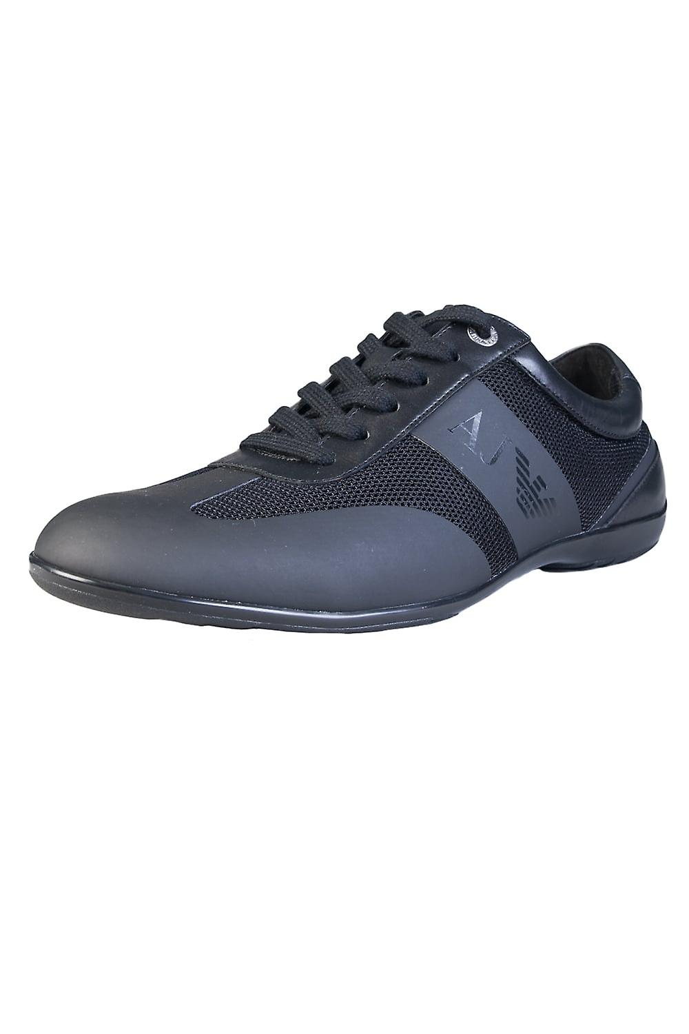 Armani Jeans Lace-up Trainers 935534 CC508