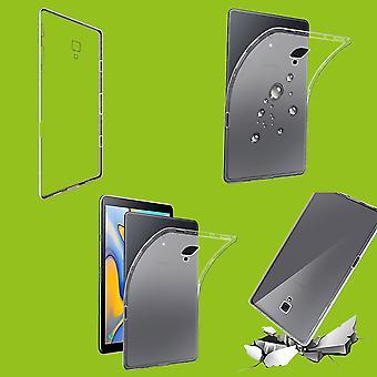 Samsung Galaxy tab A 10,5 T590 / T595 2018 przezroczystą torbę rękaw sprawa cienkie silikonowe TPU