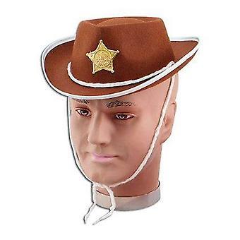 Cowboy voelde Hat.Childs Brown.