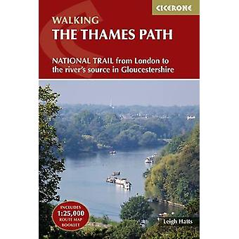 The Thames Path (3rd Revised edition) by Leigh Hatts - 9781852848293