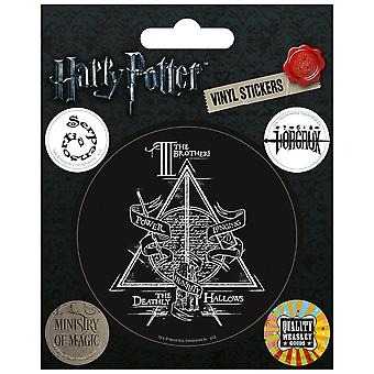 Harry Potter Deathly Hallows Stickers