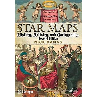 Star Maps (2nd Revised edition) by Nick Kanas - 9781461409168 Book