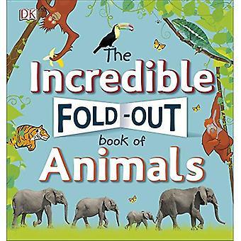 Het ongelooflijke uitklapbare boek van dieren