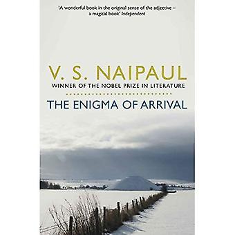 Enigmaen av ankomst: en roman i fem delar. V.S. Naipaul