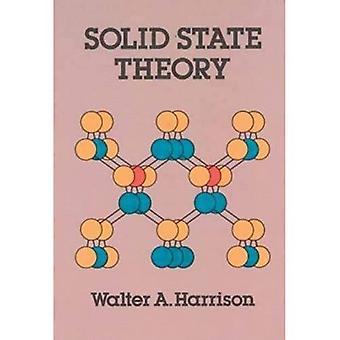 Teoria Solid State (Dover książek na temat fizyki)