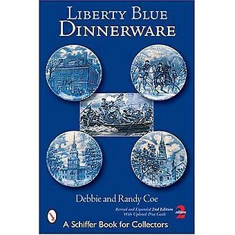Liberty Blue Dinnerware (Schiffer boek voor verzamelaars)