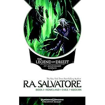 The Legend of Drizzt 25th Anniversary Edition, Book I