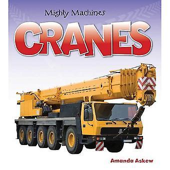 Kranen (machtige Machines)