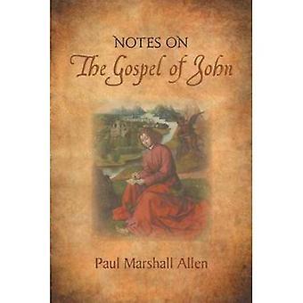 Notities over het evangelie van John