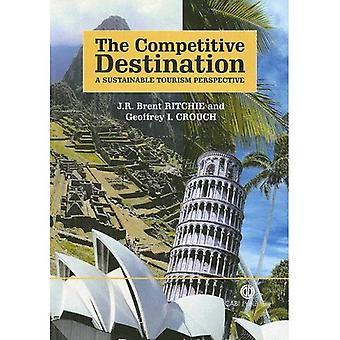 Den konkurrenskraftiga destinationen: En hållbar turism perspektiv (Cabi Publishing)