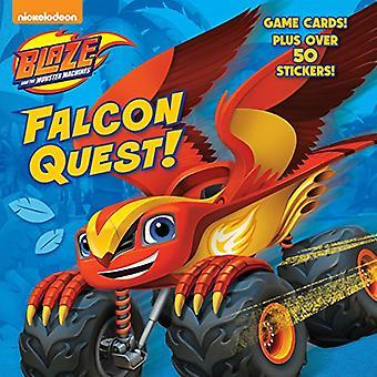 Falcon Quest! (Blaze en de Monster-Machines) (Pictureback(r))