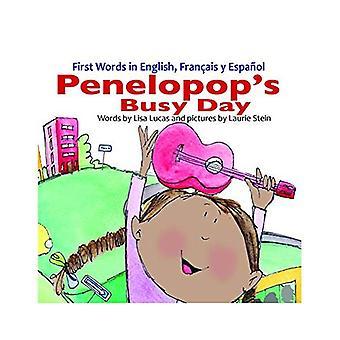 Giornata di Penelopop: libro di storia