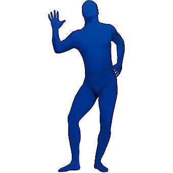 Blue Skin Teen Costume