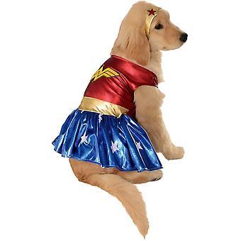 Wonder Woman Köpek Kostümü