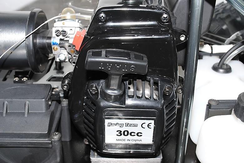 FS Racing 30CC 1/5th Petrol RC Monster Truck - Hummer 2.4Ghz
