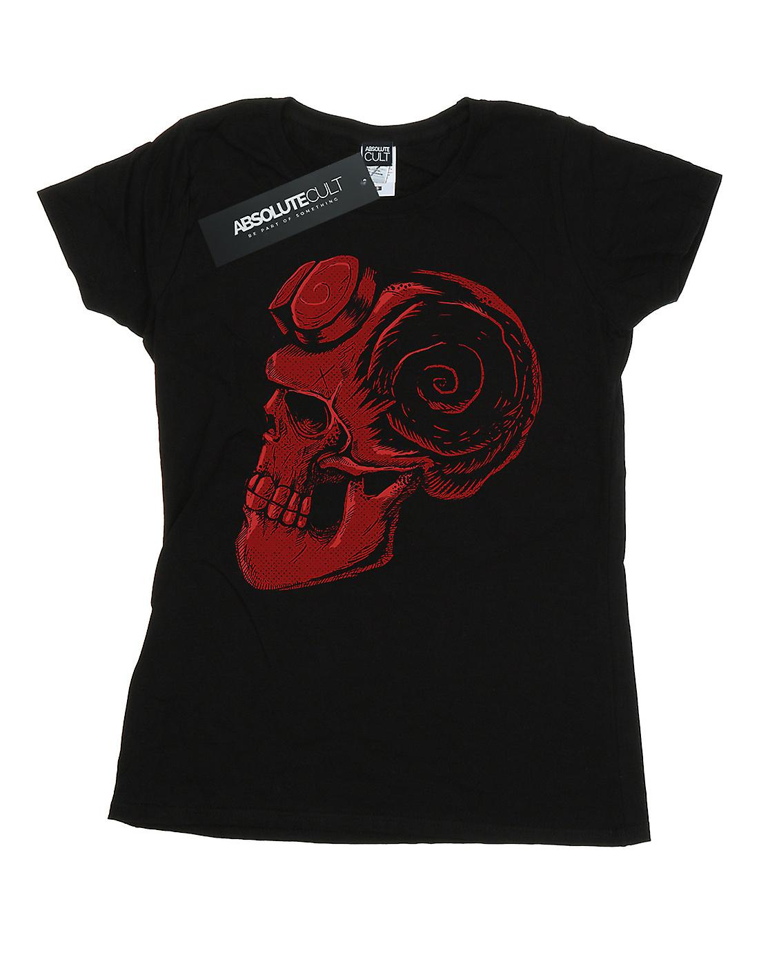 Pepe Rodriguez Women's Hell Of A Skull T-Shirt