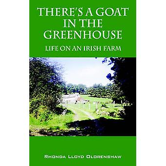 Theres a Goat in the Greenhouse  Life on an Irish Farm by Olorenshaw & Rhonda Lloyd