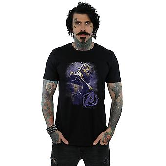 Marvel miesten Avengers Endgame Thanos harjattu T-paita