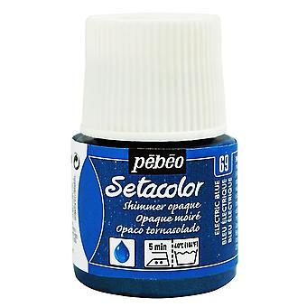 PEBEO Setacolor Opaque Shimmer peinture à tissu 45ml