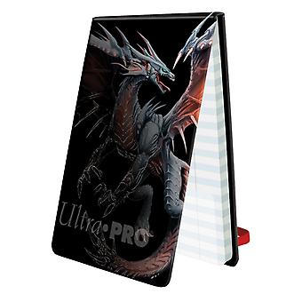 Ultra Pro Dragon 60-sided Life Pad Notebook Score Counter