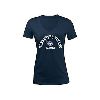 Tennessee Titans NFL Women's Checkdown T-Shirt