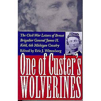 Één van de Wolverines van Custer-de brieven van de burgeroorlog van brevet brigadegeneraal