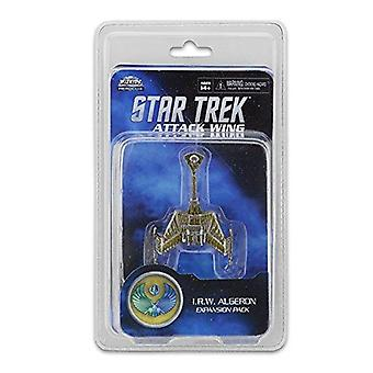 Star Trek Attack Wing IRW Algeron Board Game